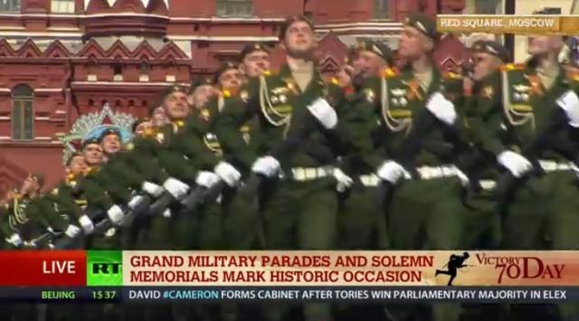 Lễ duyệt binh hùng tráng tại Quảng trường Đỏ - Moscow ảnh 31
