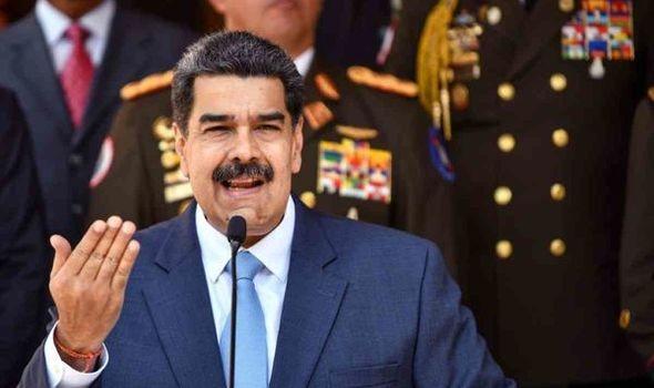 Tổng thống Venezuela cảm ơn Iran vì giúp chống Mỹ ảnh 1