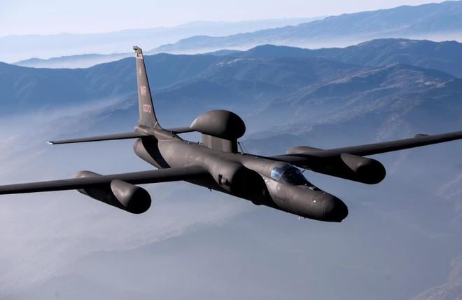 Mỹ triển khai máy bay trinh sát U-2 theo dõi tập trận Trung Quốc ảnh 1