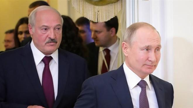 Tổng thống Nga - Belarus điện đàm, thống nhất gặp nhau ở Moscow ảnh 1