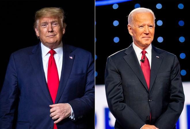 """Tổng thống Donald Trump: Ông Joe Biden được hỗ trợ bởi những """"thế lực đen tối"""" ảnh 1"""