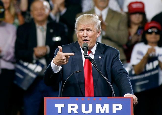Hacker ra sức tấn công mạng chiến dịch tranh cử của ông Donald Trump ảnh 1