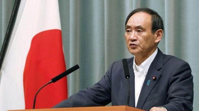 Ông Yoshihide Suga tuyên bố tham gia tranh cử Thủ tướng Nhật Bản ảnh 1