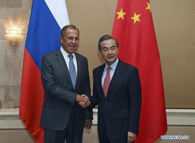 Nga - Trung Quốc phủ nhận can thiệp vào bầu cử Mỹ ảnh 1