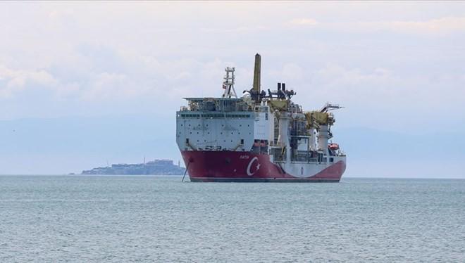 Thổ Nhĩ Kỳ triển khai tàu khoan thứ 2 đến biển Đen ảnh 1