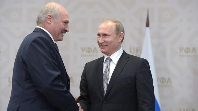 Tổng thống Putin chấp thuận gói vay 1,5 tỉ USD cho Belarus ảnh 1