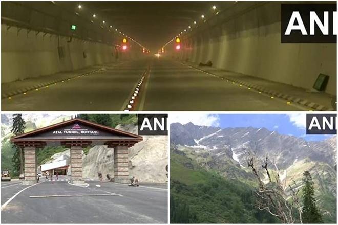 Ấn Độ sắp khánh thành đường hầm gần điểm nóng tranh chấp với Trung Quốc ảnh 1