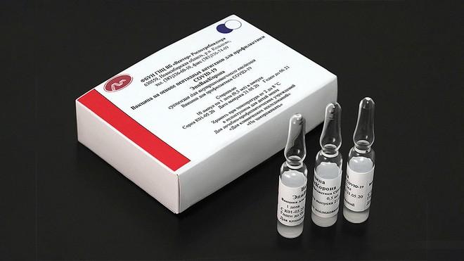 Nga phê chuẩn loại vaccine chống Covid-19 thứ 2 ảnh 1