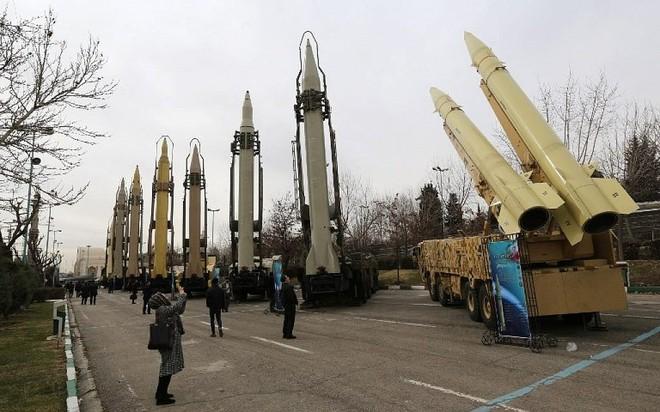 Iran tuyên bố sẵn sàng bán vũ khí cho nhiều quốc gia ảnh 1