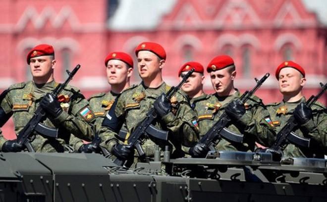 Bộ Quốc phòng Nga phản đối cắt giảm 100.000 binh lính ảnh 1