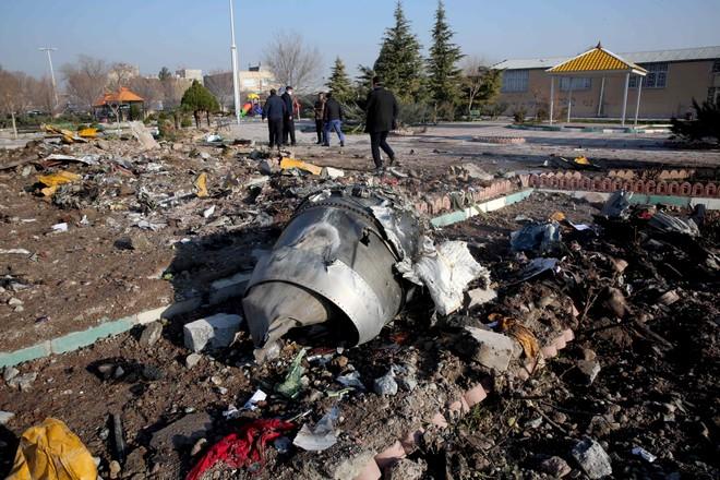 Ukraine cáo buộc Iran trì hoãn điều tra vụ bắn nhầm máy bay ảnh 1