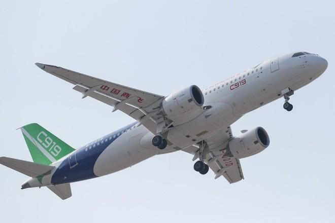 Lệnh trừng phạt của Mỹ sắp động tới ngành sản xuất máy bay Trung Quốc ảnh 1