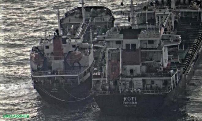 Mỹ cáo buộc Trung Quốc nhiều lần vi phạm lệnh trừng phạt Triều Tiên ảnh 1