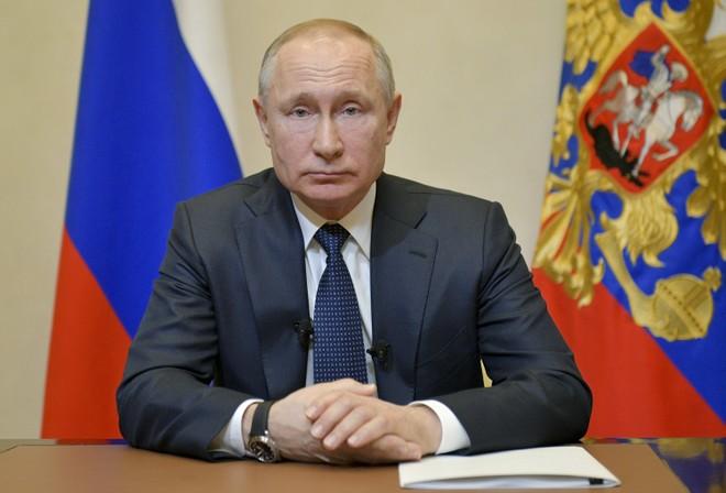 Tổng thống Putin ca ngợi vaccine Sputnik-V ảnh 1