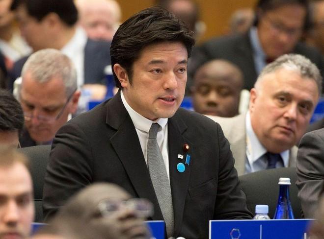 Nhật Bản quan tâm đến chính sách của Mỹ với đảo Đài Loan ảnh 1