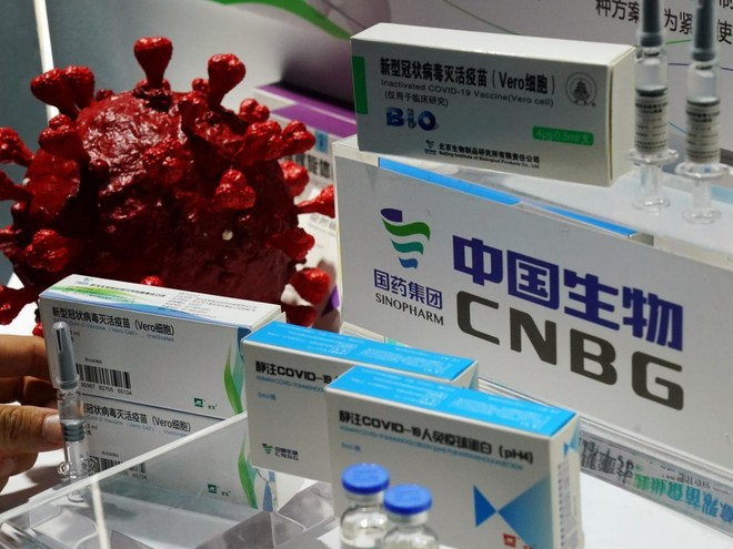 Trung Quốc bác tin vaccine chống Covid-19 của Sinopharm bị nhập lậu vào Nhật Bản ảnh 1