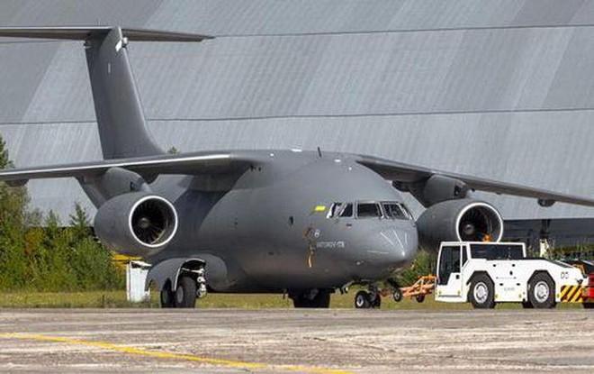 Bộ Quốc phòng Ukraine kí hợp đồng phát triển máy bay An-178T thế hệ mới ảnh 1