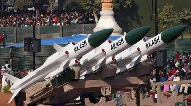 Ấn Độ phê duyệt cho xuất khẩu tên lửa phòng không Akash ảnh 1