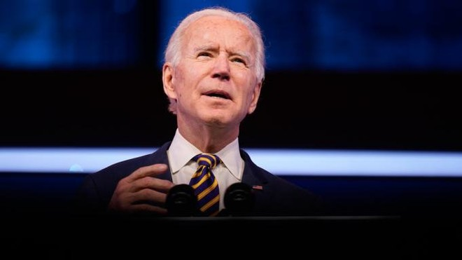 Ông Joe Biden tố Tổng thống Donald Trump cản trở chuyển giao quyền lực ảnh 1