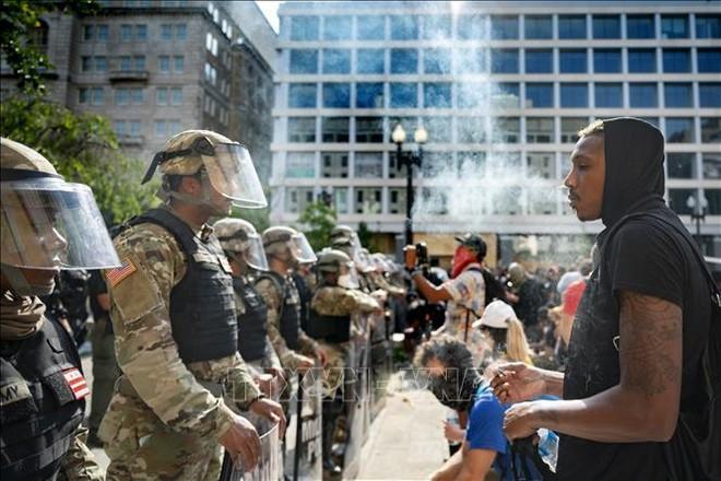 Vệ binh quốc gia Mỹ sẵn sàng bảo vệ lệ nhậm chức của ông Joe Biden ảnh 1