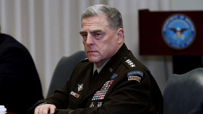 Các tướng cấp cao quân đội Mỹ lên án vụ bạo loạn ở Điện Capitol ảnh 1