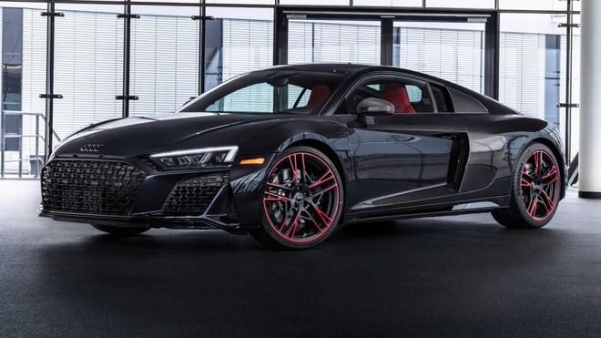 [ẢNH] Audi R8 RWD Panther: Kiểu dáng thêm hầm hố và thể thao ảnh 1