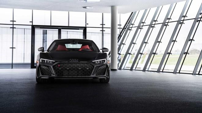 [ẢNH] Audi R8 RWD Panther: Kiểu dáng thêm hầm hố và thể thao ảnh 3