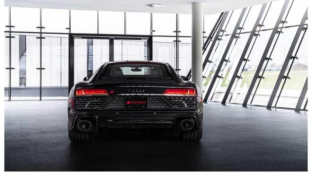 [ẢNH] Audi R8 RWD Panther: Kiểu dáng thêm hầm hố và thể thao ảnh 4