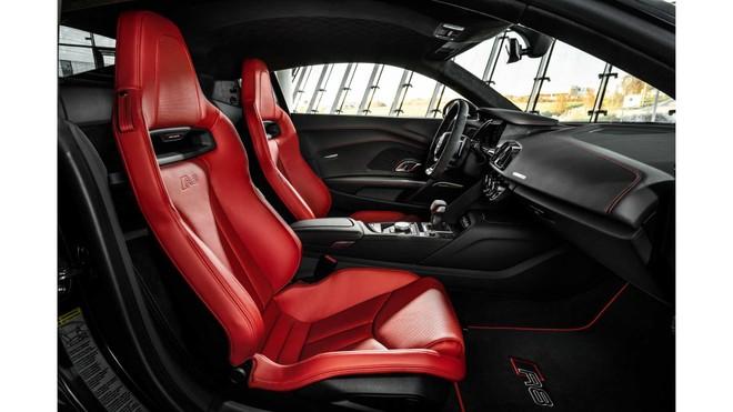 [ẢNH] Audi R8 RWD Panther: Kiểu dáng thêm hầm hố và thể thao ảnh 7