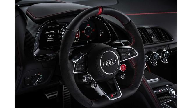 [ẢNH] Audi R8 RWD Panther: Kiểu dáng thêm hầm hố và thể thao ảnh 5