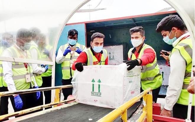 [ẢNH] Cận cảnh chương trình tiêm chủng lớn nhất thế giới ở Ấn Độ ảnh 5