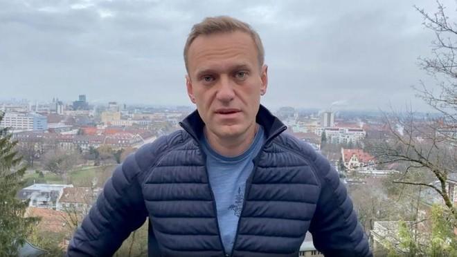 Đồng minh của lãnh đạo đối lập Nga Alexei Navalny bị bắt ảnh 1