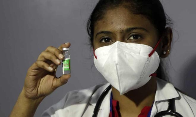 [ẢNH] Cận cảnh chương trình tiêm chủng lớn nhất thế giới ở Ấn Độ ảnh 6