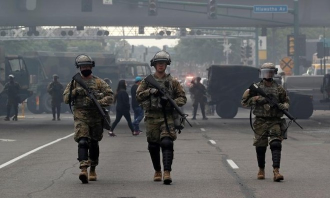 FBI điều tra khả năng thế lực nước ngoài can thiệp vụ bạo loạn ở Điện Capitol ảnh 1