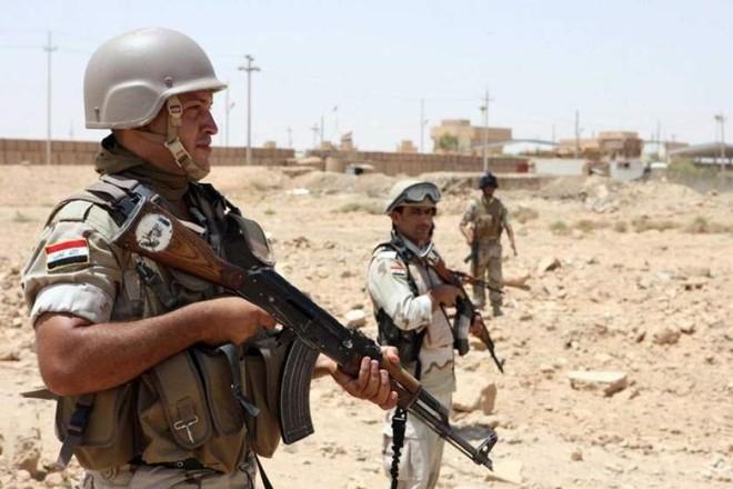 Iraq vất vả đảm bảo an ninh biên giới với Syria ảnh 1
