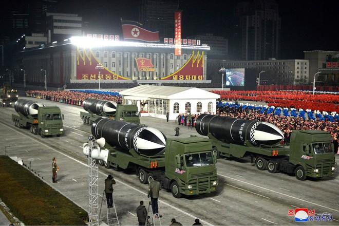 Quan chức tình báo Mỹ: Chương trình vũ khí của Triều Tiên sẽ không thay đổi ảnh 1