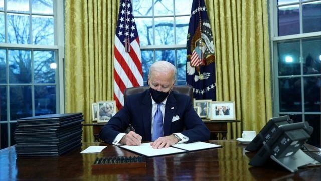 [ẢNH] Ông Joe Biden chuẩn bị ra hàng loạt chính sách về biến đổi khí hậu ảnh 1