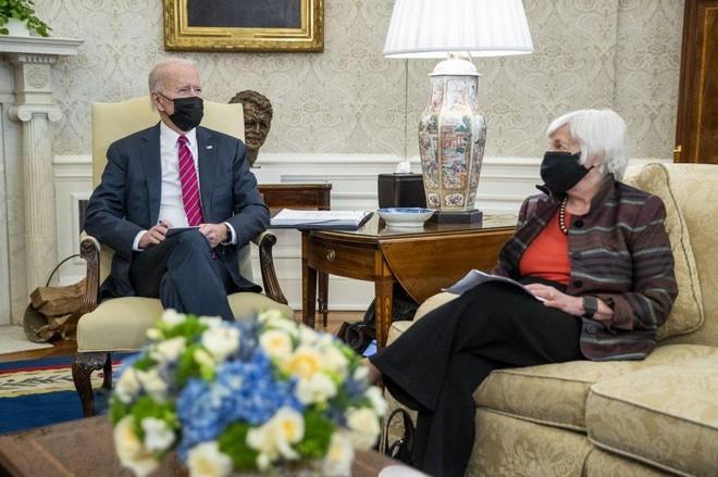 Ông Joe Biden xem xét lại thỏa thuận thương mại giai đoạn 1với Trung Quốc ảnh 1