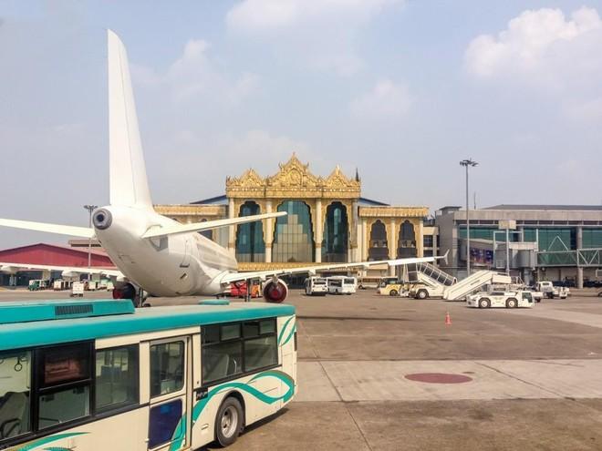 Myanmar đóng cửa sân bay quốc tế Yangon đến hết tháng 5 ảnh 1