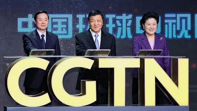 Anh tước giấy phép hoạt động của kênh truyền hình Trung Quốc ảnh 1