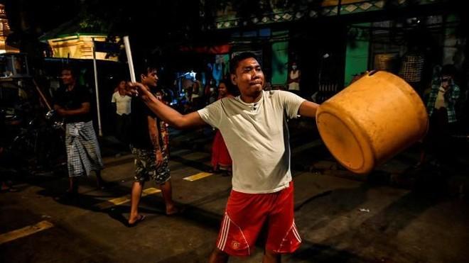 Myanmar chặn mạng xã hội Facebook ảnh 1
