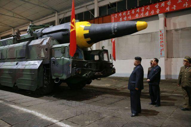 Mỹ khẳng định vẫn coi Triều Tiên là vấn đề ưu tiên hàng đầu ảnh 1