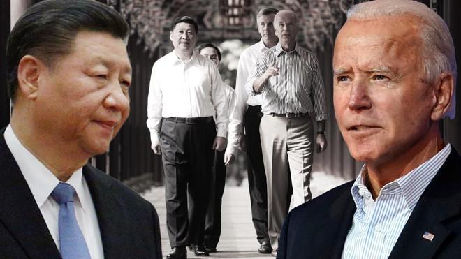 Tổng thống Mỹ Joe Biden lần đầu điện đàm với Chủ tịch Trung Quốc Tập Cận Bình ảnh 1