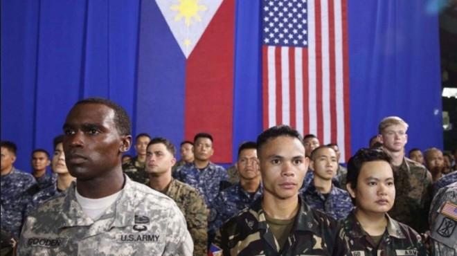 Philippines muốn tiếp tục thỏa thuận quân sự với Mỹ ảnh 1