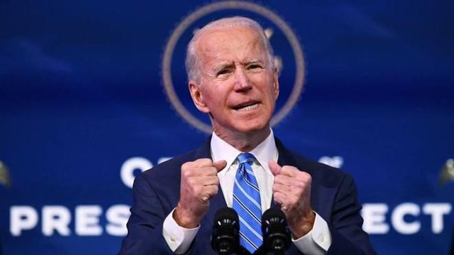 Tổng thống Mỹ Joe Biden bình luận về cuộc luận tội ông Donald Trump ảnh 1