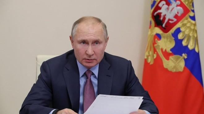 Tổng thống Putin: Thế lực nước ngoài sử dụng ông Navalny để gây bất ổn Nga ảnh 1