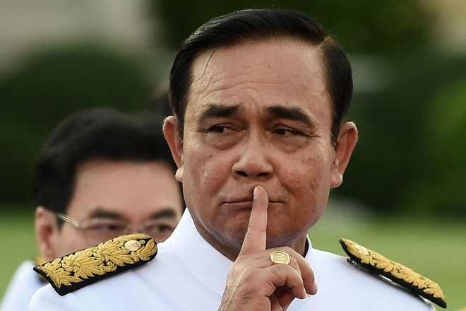 Chính quyền quân sự Myanmar gửi thư kêu gọi hỗ trợ từ Thái Lan ảnh 1