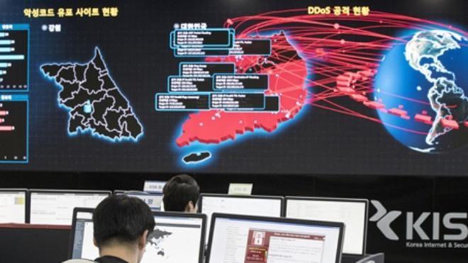Mỹ truy tố 3 hacker Triều Tiên vì đánh cắp 1,3 tỉ USD ảnh 1