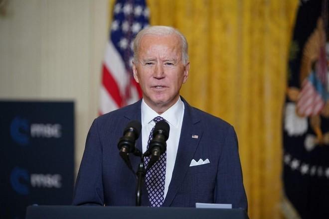 Tổng thống Joe Biden tuyên bố nước Mỹ đã trở lại ảnh 1