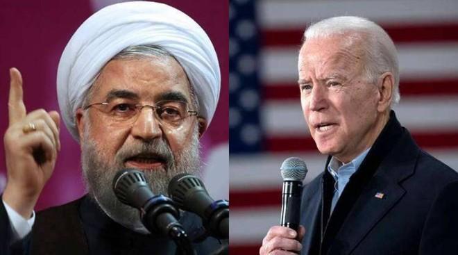 Mỹ chấp nhận đàm phán nhưng không gỡ bỏ trừng phạt trước với Iran ảnh 1